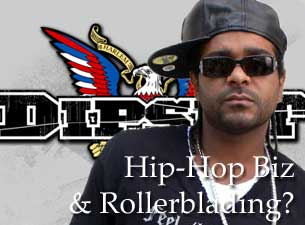 Hip-Hop and Rollerblading
